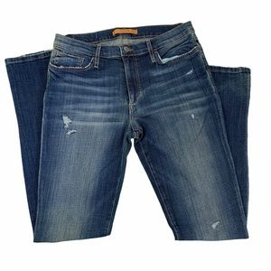 Joe's Vintage Reserve 1911 Distressed Skinny Jeans